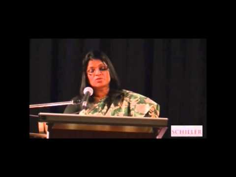 Grace Asirwatham, Deputy Director General of the OPCW