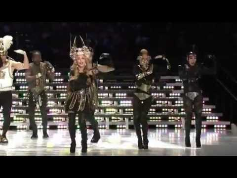 Madonna Nicki Minaj  M.I.A  Super Bowl Medley  2012 HD BEST QUALITY