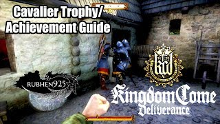 Kingdom Come: Deliverance - Cavalier Trophy/Achievement Guide | Save Theresa from the Cumans