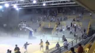 Incidentes en el basquet Dep. Madryn - Brown