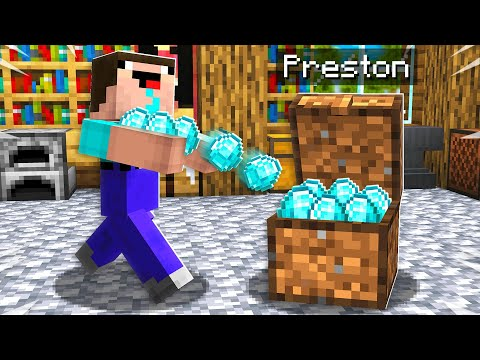 7-ways-to-steal-noob1234's-diamonds!---minecraft