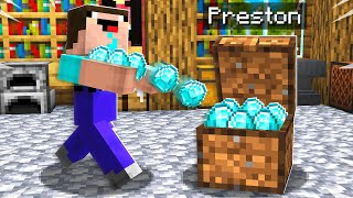Download 7 Ways to Steal Noob1234's Diamonds! - Minecraft Mp3 and Videos