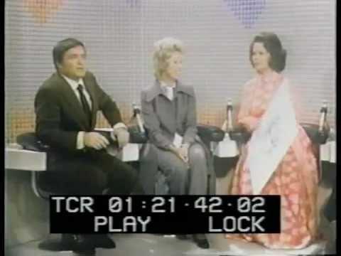MARGARET KEANE - 1972 - ShirleyTemple & Mike Douglas - BIG EYES
