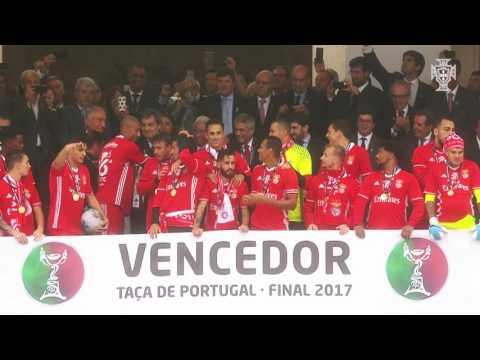 Taça de Portugal Placard: SL Benfica 2 - 1 Vitória SC