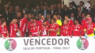 FilGoal | اخبار | فيديو - أهداف الأحد.. روما يفوز في وداعية توتي.. وبنفيكا بطل كأس البرتغال
