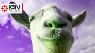 Experience Goat Simulator