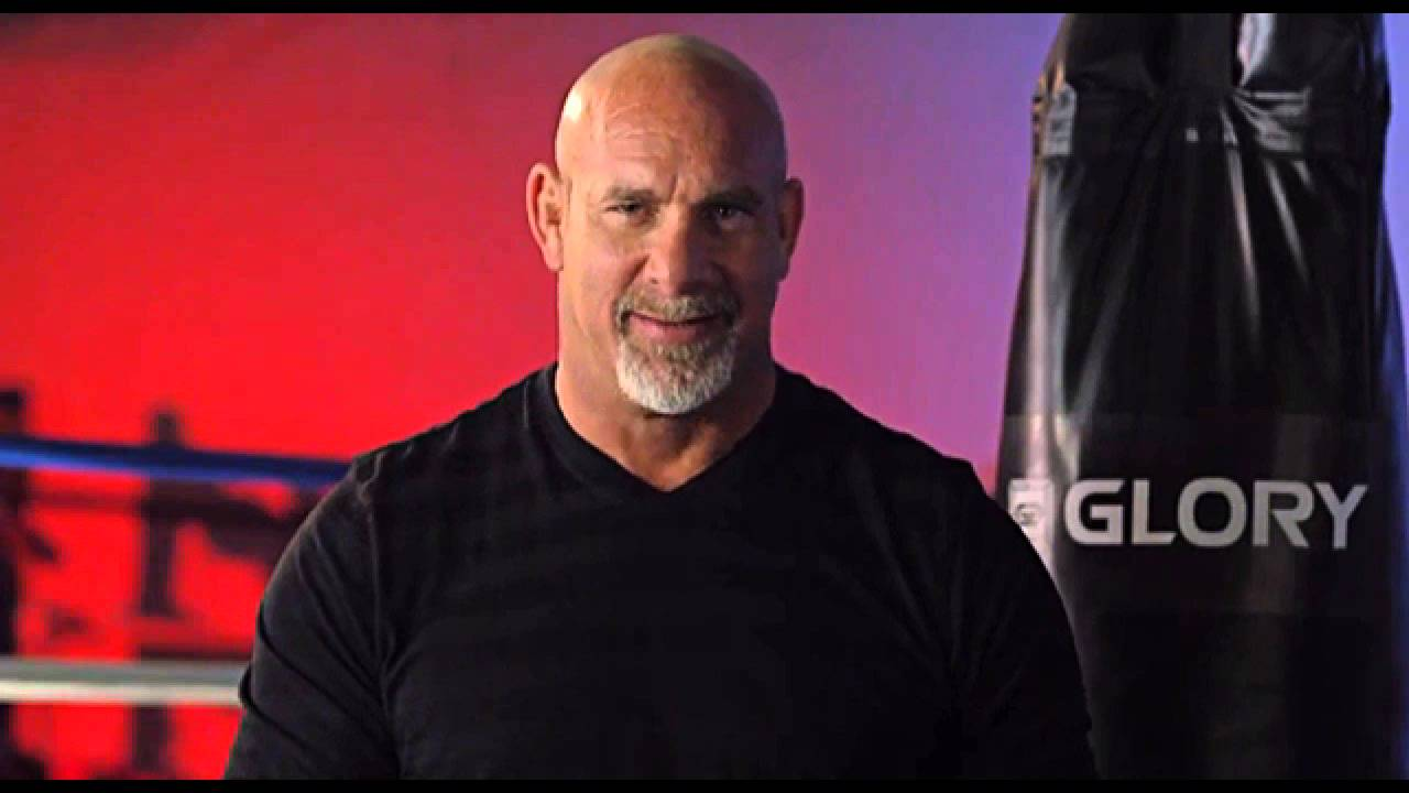 bill goldberg bench press