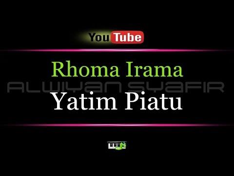 Karaoke Rhoma Irama - Yatim Piatu