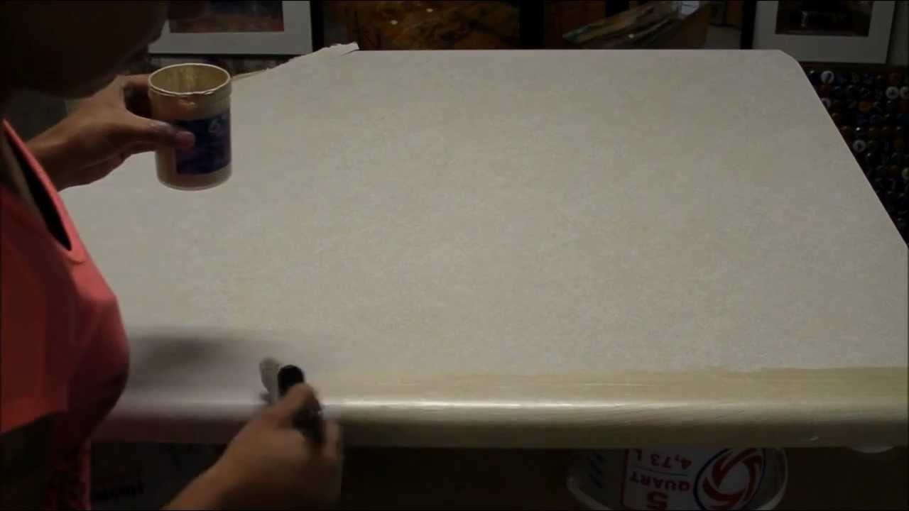 Base Coat Painting For Formica Youtube