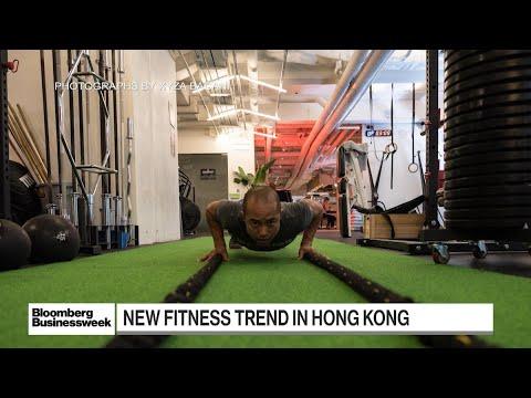 UFC-Style Warrior Academy Hits Hong Kong Fitness Scene