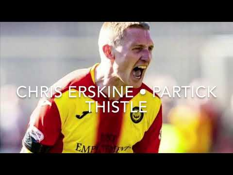 Chris Erskine • Partick Thistle