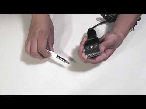 WAHL How to Replace a 3 Hole Clipper Blade