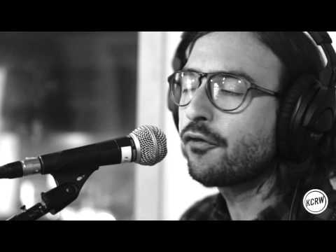 "Martin Courtney performing ""Vestiges"" Live on KCRW"