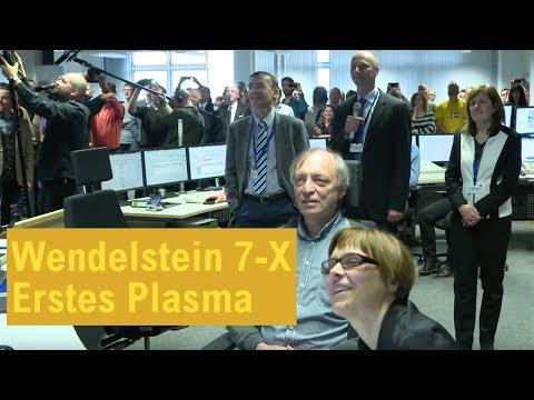 Wendelstein 7-X: Das erste Helium-Plasma