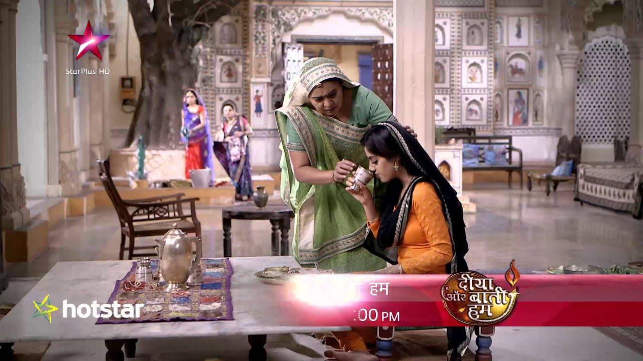 Download Diya Aur Baati Hum: Bhabho pampers the soon-to-be mother, Sandhya!