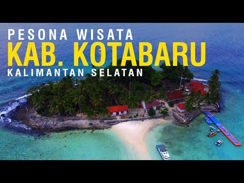 Pesona Wisata Kabupaten Kotabaru - Kalsel