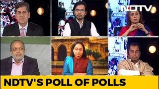 Poll Of Exit Polls: Congress Gets Rajasthan, Close Race In Madhya Pradesh