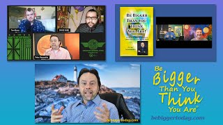 """""""Be Bigger Than You Think You Are!""""® Intro video"""