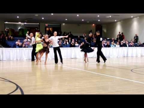 Youth Championship Latin at the Soutwest Regional Dancesport Championships