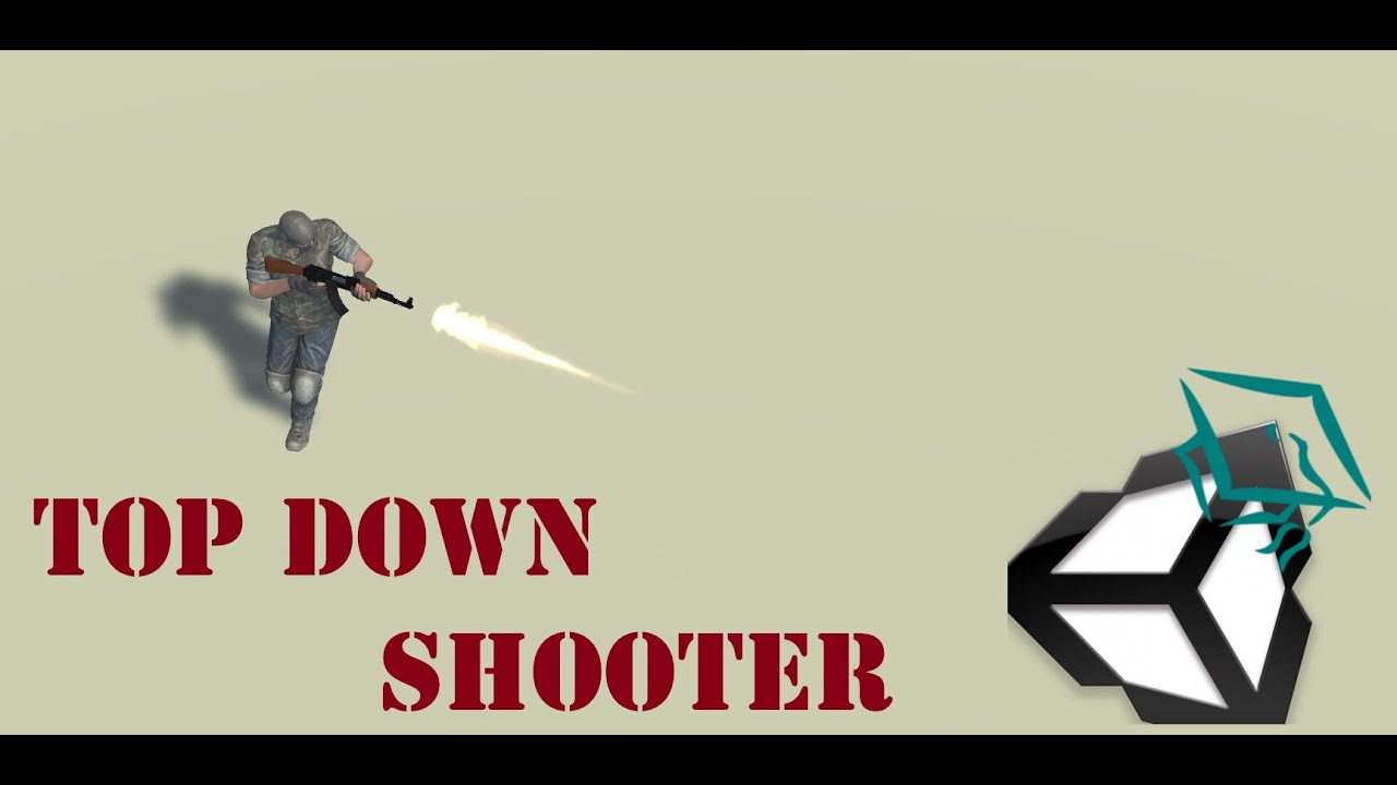 Unity 5 Tutorial Top Down Shooter
