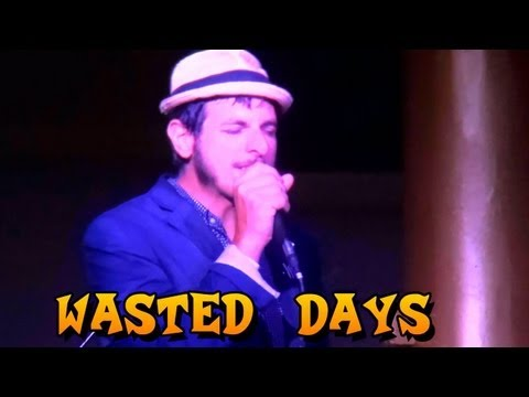 The Slackers- Wasted Days (Live In Hawaii)