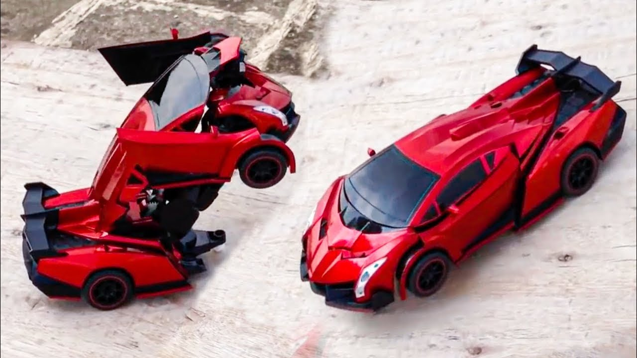 9 AMAZING REMOTE TOYS INVENTION ▶ Transformer Car You Can Buy On Online Store Rs100, Rs500, Rs750