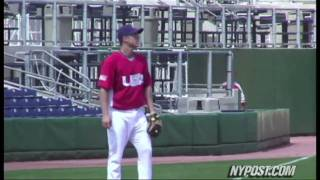 World Baseball Classic Warm-up - New York Post