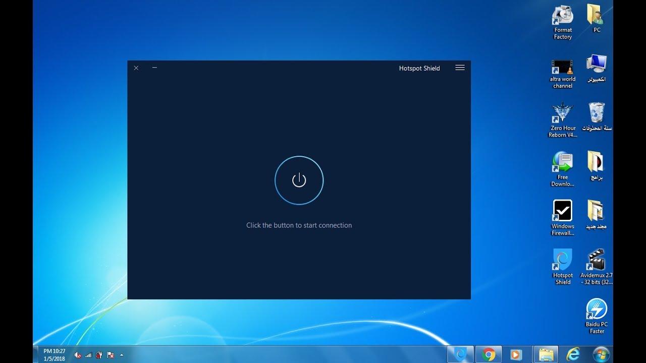 free download hotspot vpn for windows 7