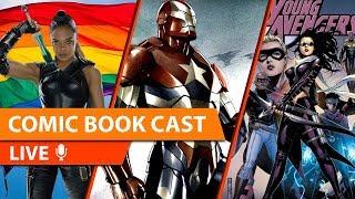Phase 4 Leak, Dark Avengers & New Avengers Buildup, LGBT MCU & More   CBC