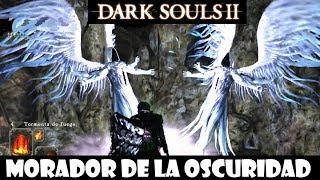 Dark Souls 2 guia: MORADOR DE LA OSCURIDAD || Trucos para matar al jefe del abismo oscuro! || Ep.71