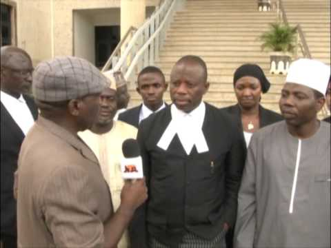 Federal High Court Stops Trial Of Senate President
