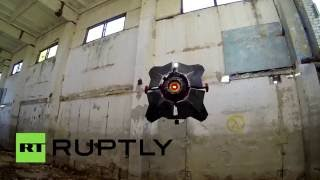 Half-Life 2 Combine drone becomes reality in Russia