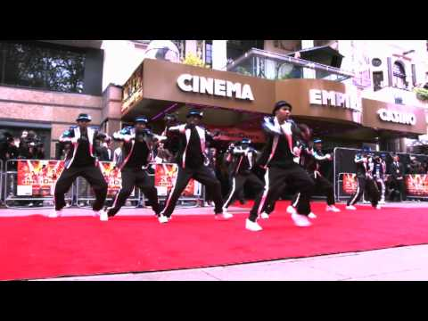 StreetDance 3D - Flawless Red Carpet Dance