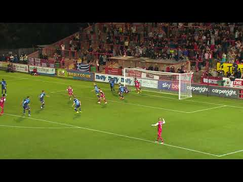 Exeter City Wycombe Goals And Highlights