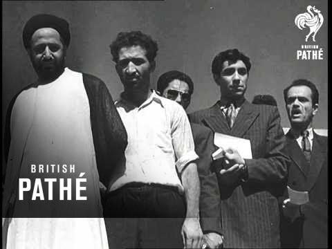 Oil And War - Teheran (1951)