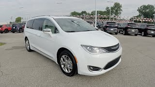 2017 Chrysler Pacifica Limited|18445
