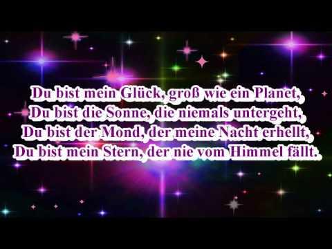 Matthias Reim-Du bist mein Glück (Lyrics)