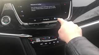 Gambar cover OnStar Santa Tracking in 2020 Cadillac XT6