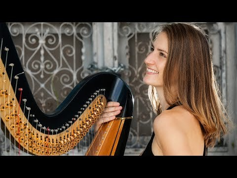 Relaxing Harp Music, Music for Stress Relief, Relaxing Music, Meditation Music, Soft Music, ☯3313