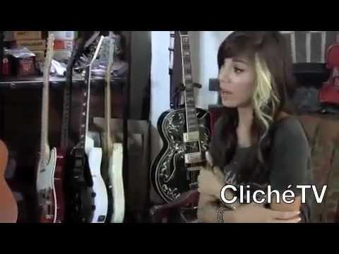 Christina Perri Interview - Cliché Magazine