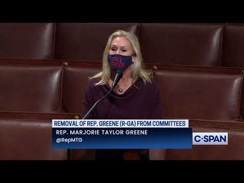 Rep. Marjorie Taylor Greene Complete Floor Remarks