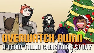 Overwatch AWNN - A Team Talon Christmas Story