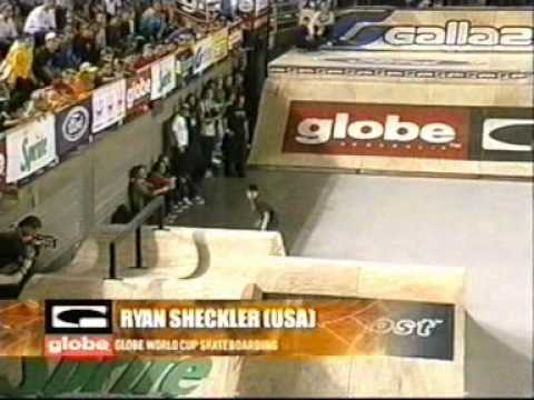 Skate Globe World Cup Skateboarding