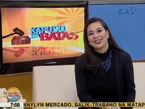 UB: Kapuso sa Batas: Grupo ni Cornejo, pinaaaresto kaugnay sa kasong grave coercion