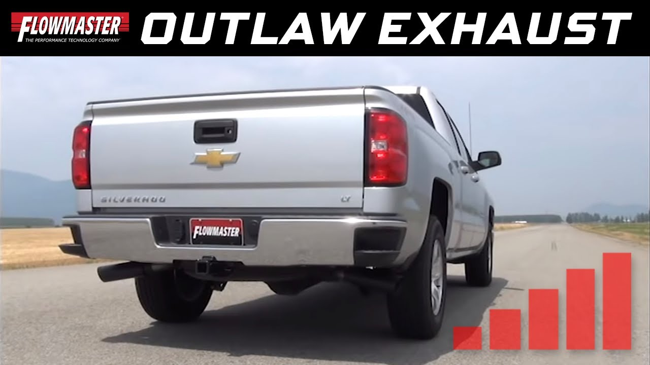 chevy silverado exhaust system reviews