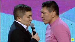 """Куат Хамитов - КВН против UFC - """"Тот Самый КВН"""" - Кызык Times"""