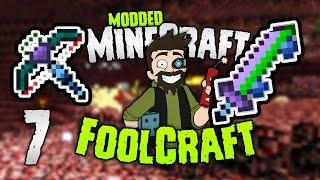 Minecraft: FOOLCRAFT | #7: INSANE CROSSBOW (It has MMMULTIKILL!) 🕵 [Modded Minecraft]