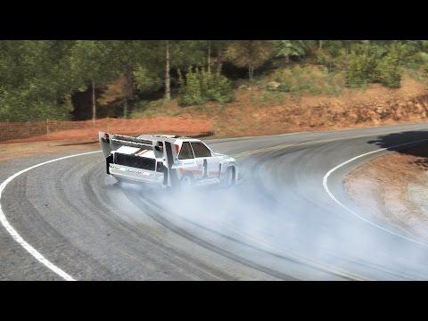 DiRT Rally - Audi Quattro S1 Pikes Peak (Full Tarmac)