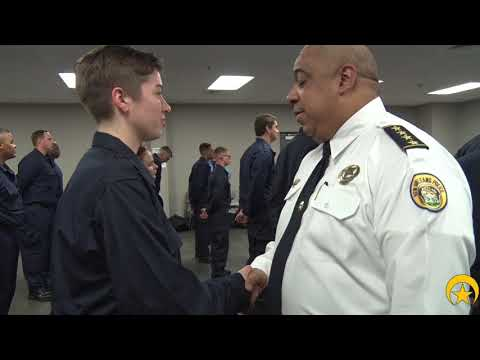 NOPD Recruit Class 182 Begins Training at Academy