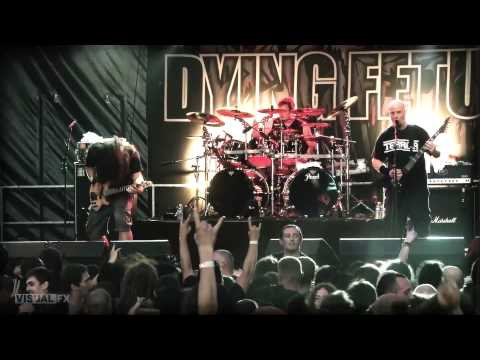 Dying Fetus - Homicidal Retribution Live @ Motocultor Festival 2013 Visual FX